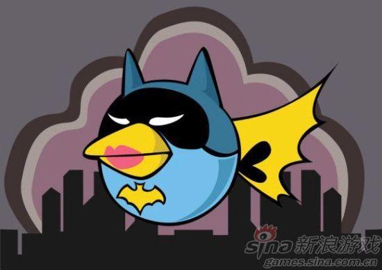 女版蝙蝠侠