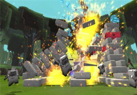 游戏Boom Blox