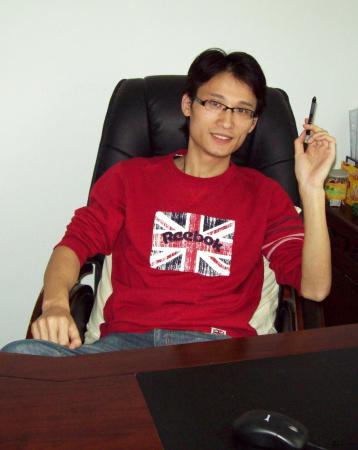 杭州泛城科技CEO陈伟星