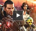 E3 《质量效应3》E3演示
