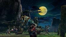 《怪物猎人P3》游戏画面(二)