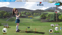 大众高尔夫6(Everybody's Golf 6)