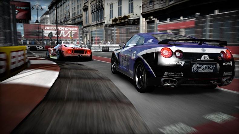 《极品飞车13:变速》E3 2009新图