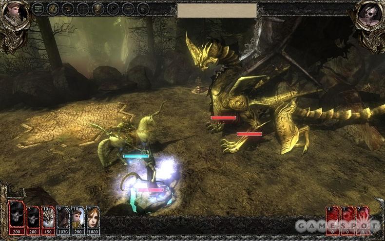 《圣传群英传3:复兴》E3 2009新图