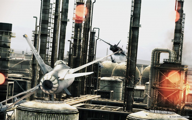 《皇牌空战7:突击地平线》壁纸9