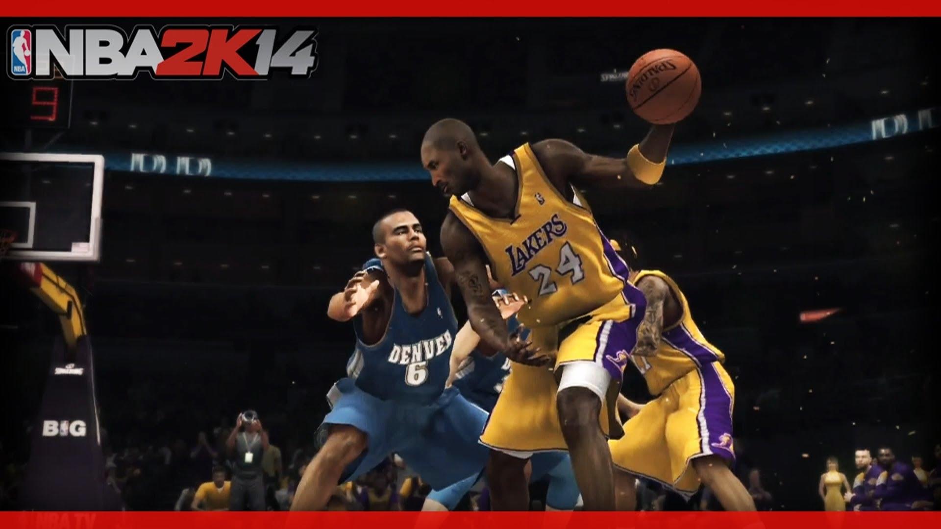《NBA 2K14》壁纸1