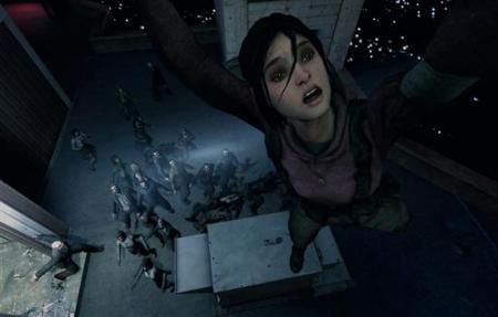 僵尸题材fps《求生之路》11月4号发售图片