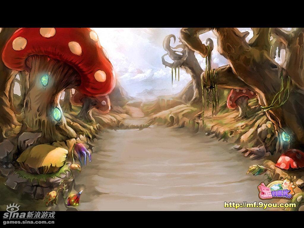 《宠物森林》精美壁纸(11)