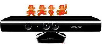 用Kinect玩马里奥