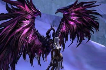 挡不住的诱惑《永恒之塔》我为翅膀狂
