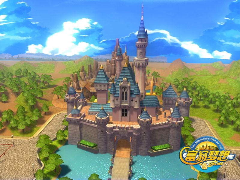 可爱城堡___网络游戏_新浪游戏