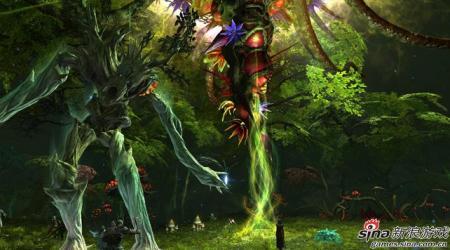 新浪游戏_幻想网游《塔瓦拉英雄传》明年上市
