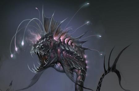 传奇世界 海底下篇探秘 全新怪物纵览