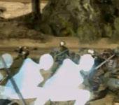 魔剑士技能:残影剑