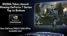 GeForce 7系列全面大反攻