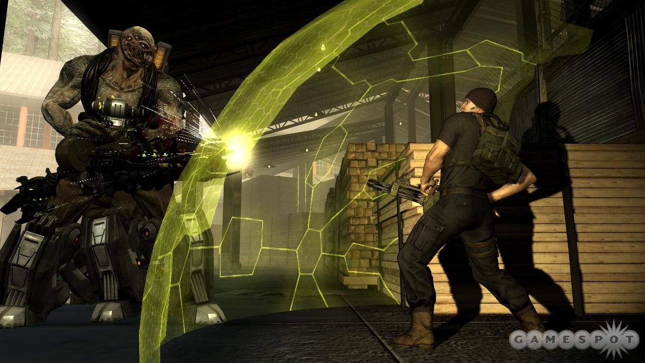 《抵抗2》最新游戏画面(23)