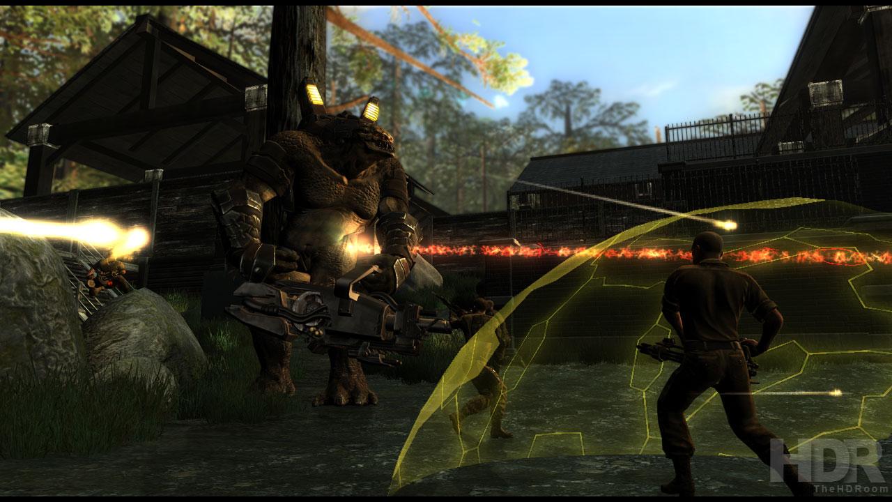《抵抗2》最新游戏画面(10)