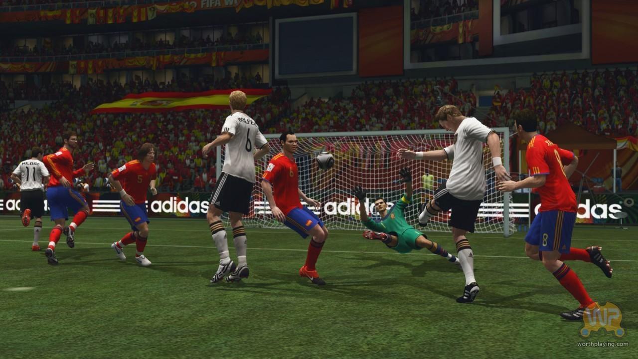 《2010 FIFA南非世界杯》游戏画面0407