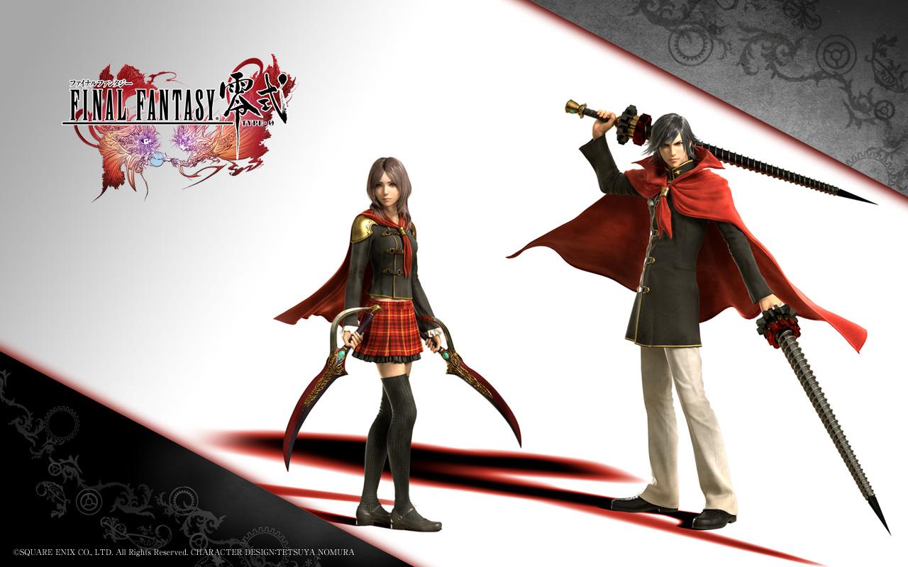 《最终幻想 零式》最新高清壁纸下载