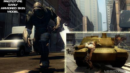 《虐杀原形》取消双人合作故事模式