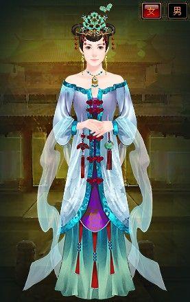 玩家设计师诞生《宫廷计》华美服饰搭配