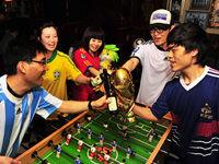 王跃文:中国球迷最具国际主义精神