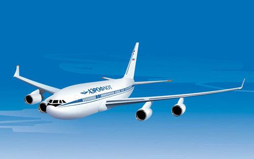 民航飞机(资料图)