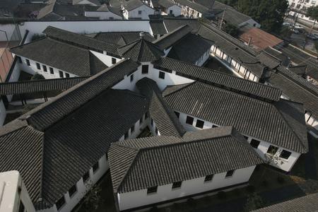 苏州复原的米字形监狱