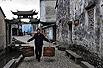 实拍:随处可入画的浙江前童古镇(图)