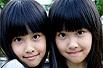 图集:人气双胞胎