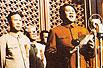 开国大典毛泽东身边神秘人物是谁?