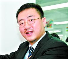 世联地产佛山总经理刘世恩