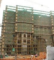 碧桂园凤凰城在建的高层