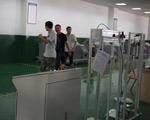 参观中宇产品检测实验室