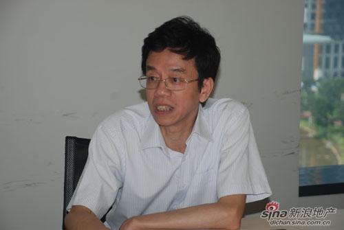胡刚:发展寄托于深圳和澳门