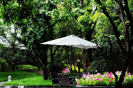 成就园林与建筑相辉映的新古典风格景观
