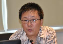 上海天朗企业董事长 张富波结合国情做好智能家居