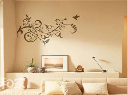 17款手绘背景墙 让墙面不再单调(2)