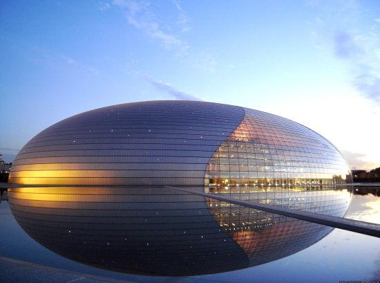 中国十大烧钱建筑