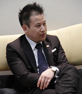 """绿地海珀旭晖项目营销总监 徐波大宅的""""大""""体现在很多方面"""