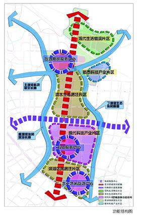 天宁新城规划图片