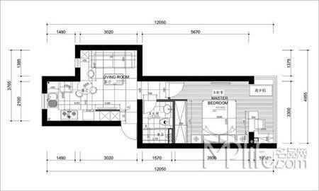 80平米的房子设计图图片