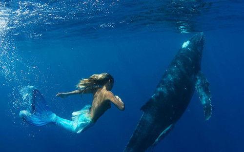 2012年5月9日消息,水下舞者hannah图片