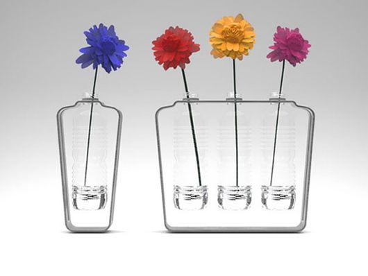 创意花瓶饰品 给生活份趣味