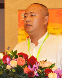 宝航建设副总经理 黄兵开启产业新时代 领创价值同盟体