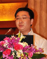 海尔集团大客户部副总经理 丁俊腾海尔整套家电解决方案服务工程市场