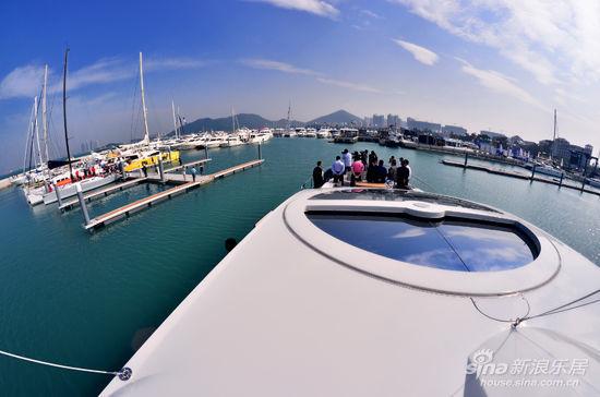 会12月14日半山半岛帆船港开幕 组图 -中国游艇商务网