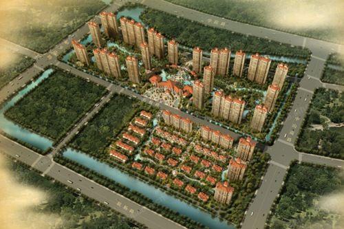 让绿化提高你的生活品质:中南世纪城