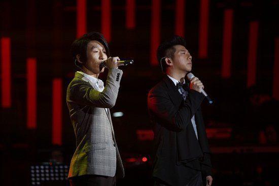 我是歌手第二期羽泉_