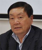 中国太阳能热利用产业联盟副理事长 贾铁鹰